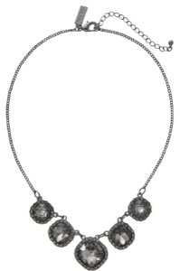 The Limited the limited Faux Diamond necklace