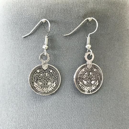 Generic Silver Bohemian Style Designer Inspired Statement Necklace Earrings Image 2