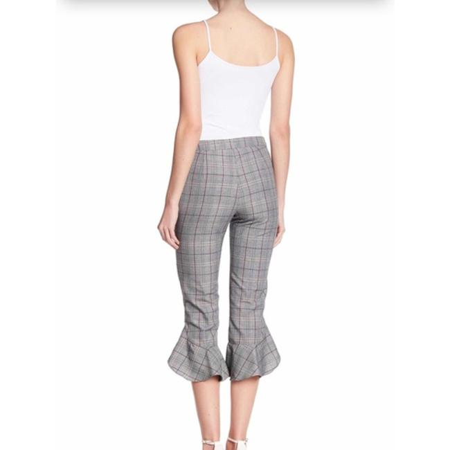 Ro & De Capri/Cropped Pants Gray Image 1