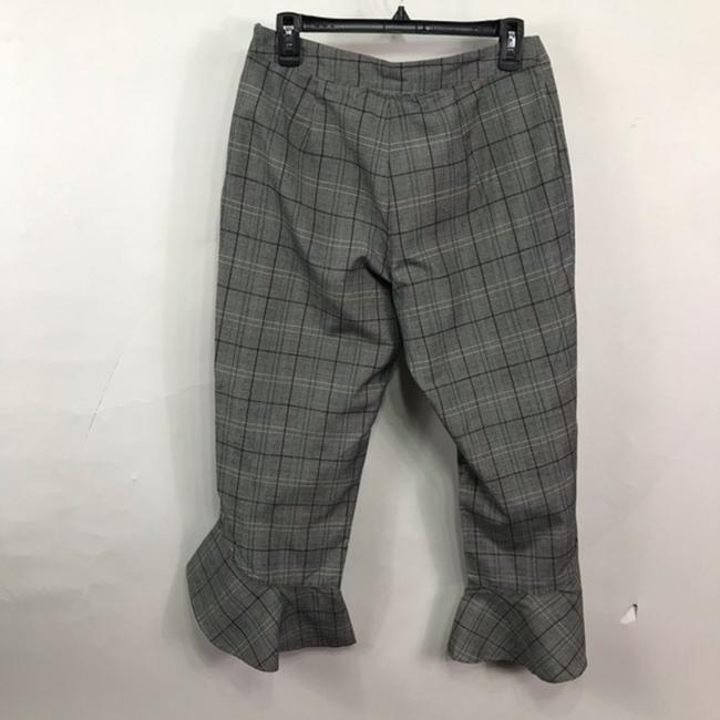 Ro & De Capri/Cropped Pants Gray Image 3