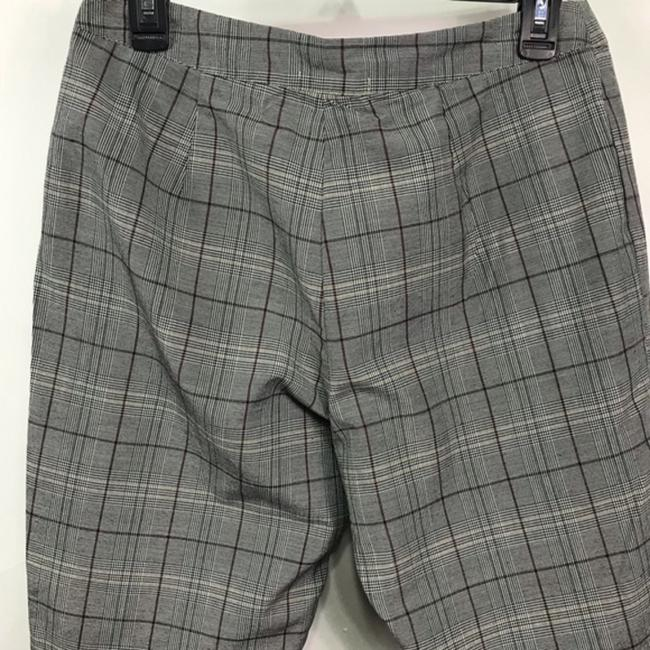 Ro & De Capri/Cropped Pants Gray Image 4