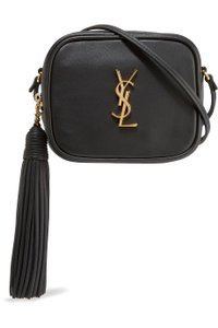 Saint Laurent Monogram Ysl Blogger Camera Cross Body Bag