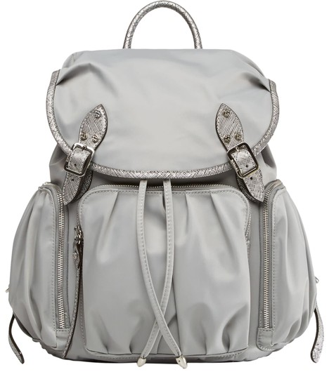 Preload https://img-static.tradesy.com/item/25519274/mz-wallace-marlena-with-trim-dove-grey-nylon-leather-straps-backpack-0-2-540-540.jpg
