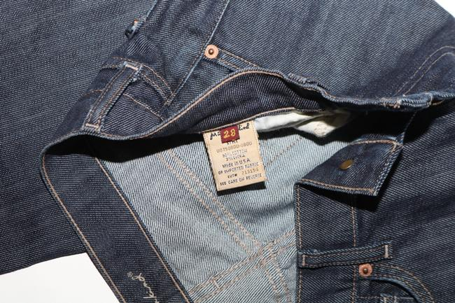 7 For All Mankind Boot Cut Jeans-Dark Rinse Image 4