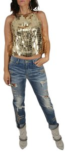 Robin's Jean Casual Capri/Cropped Denim-Medium Wash