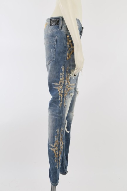 Robin's Jean Casual Capri/Cropped Denim-Medium Wash Image 7