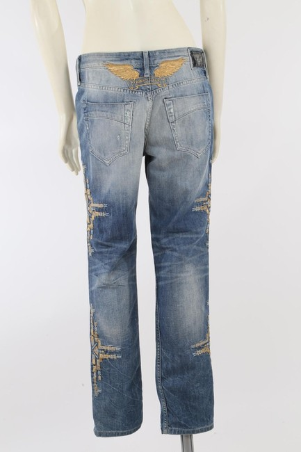 Robin's Jean Casual Capri/Cropped Denim-Medium Wash Image 8
