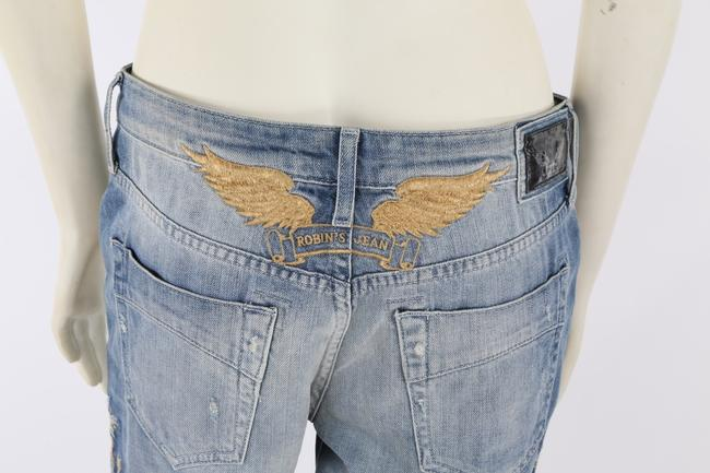 Robin's Jean Casual Capri/Cropped Denim-Medium Wash Image 9
