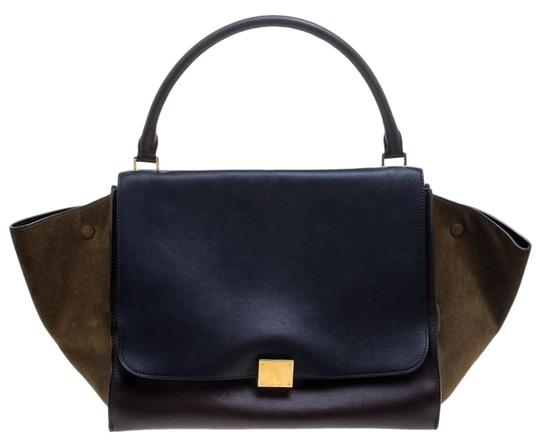 Preload https://img-static.tradesy.com/item/25519406/celine-trapeze-tri-color-and-suede-large-multicolor-leather-tote-0-1-540-540.jpg