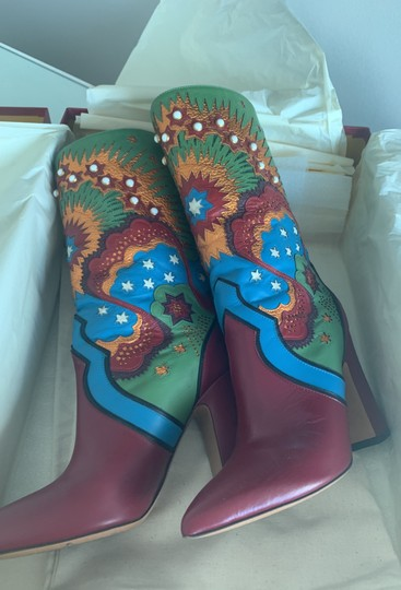 Valentino red Boots Image 10