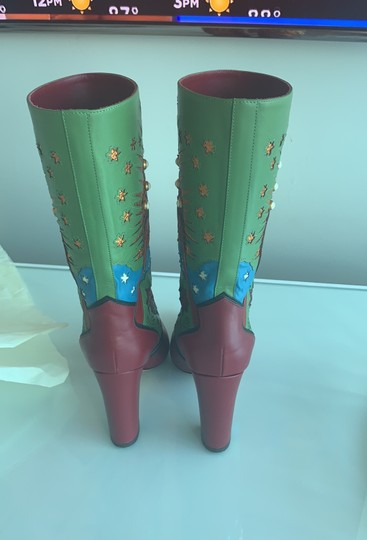 Valentino red Boots Image 3