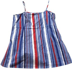 Marc by Marc Jacobs Top Red, White and Blue