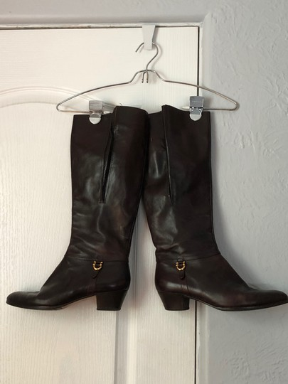 Preload https://item3.tradesy.com/images/salvatore-ferragamo-dark-brown-see-photo-for-stampnumber-bootsbooties-size-us-9-regular-m-b-25519677-0-0.jpg?width=440&height=440