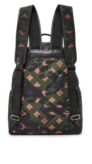 MCM Tote Nylon Tote Summer Backpack Image 1