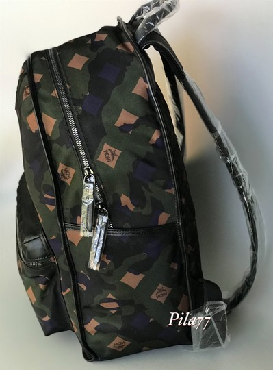 MCM Tote Nylon Tote Summer Backpack Image 2