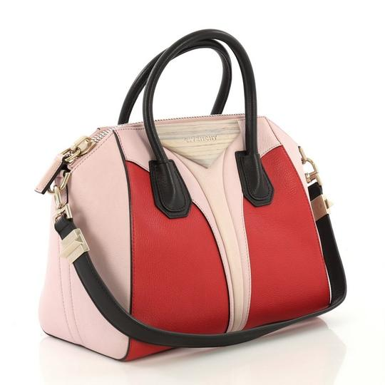 Givenchy Antigona Leather Satchel in Tricolor Image 1