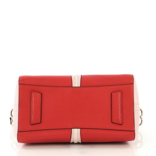 Givenchy Antigona Leather Satchel in Tricolor Image 3
