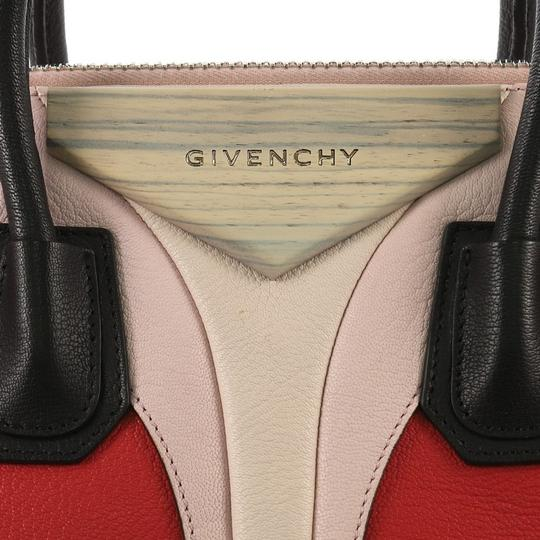 Givenchy Antigona Leather Satchel in Tricolor Image 5