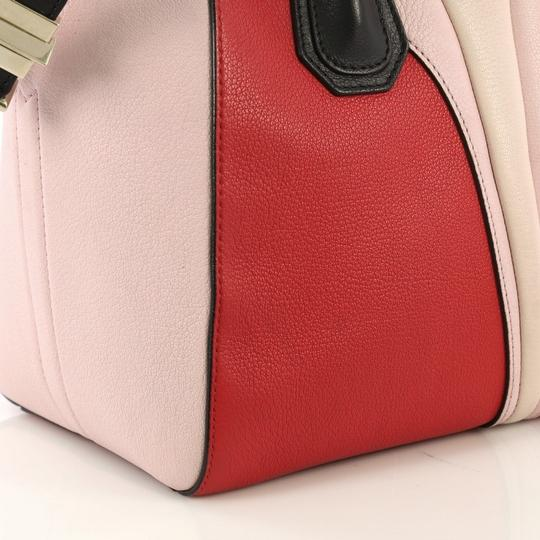 Givenchy Antigona Leather Satchel in Tricolor Image 6