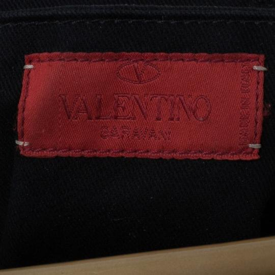 Valentino Leather Patent Leather Hobo Bag Image 10