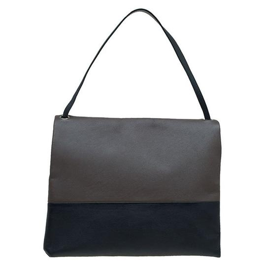 Céline Suede Leather Shoulder Bag Image 1