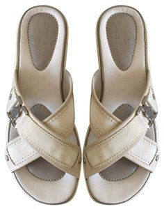 01ad9fab70893 White Cole Haan Sandals Wedge Up to 90% off at Tradesy