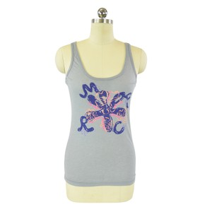 Marc by Marc Jacobs O/S Cotton Top Grey