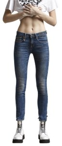 R13 Skinny Jeans-Medium Wash