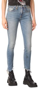 R13 Skinny Jeans-Light Wash