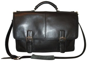 e79a5e622c Coach Leather Cowhide Briefcase Onm002 Thompson Laptop Bag