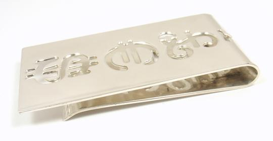 Tiffany & Co. Sterling Silver Currency Money Clip Image 4