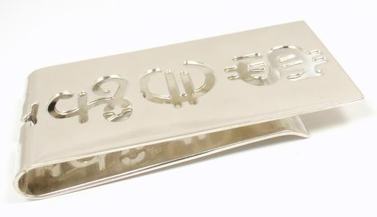 Tiffany & Co. Sterling Silver Currency Money Clip Image 6