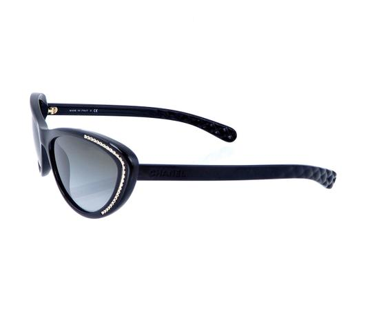 Chanel CH 6049 c.1478/S8 Quilted Polarized Sunglasses 55mm Italy Image 1