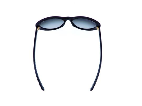 Chanel CH 6049 c.1478/S8 Quilted Polarized Sunglasses 55mm Italy Image 5