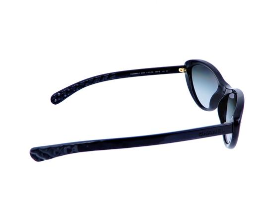 Chanel CH 6049 c.1478/S8 Quilted Polarized Sunglasses 55mm Italy Image 6