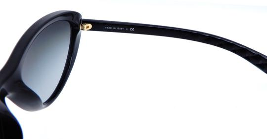 Chanel CH 6049 c.1478/S8 Quilted Polarized Sunglasses 55mm Italy Image 7