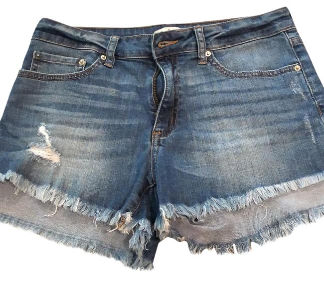 Girl Obsessed Cut Off Shorts Image 0