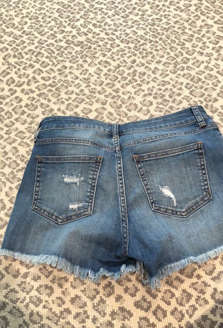 Girl Obsessed Cut Off Shorts Image 1