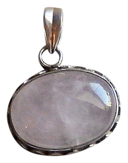 Preload https://img-static.tradesy.com/item/25522456/pink-artisan-signed-sterling-silver-rose-quartz-pendant-necklace-0-1-540-540.jpg