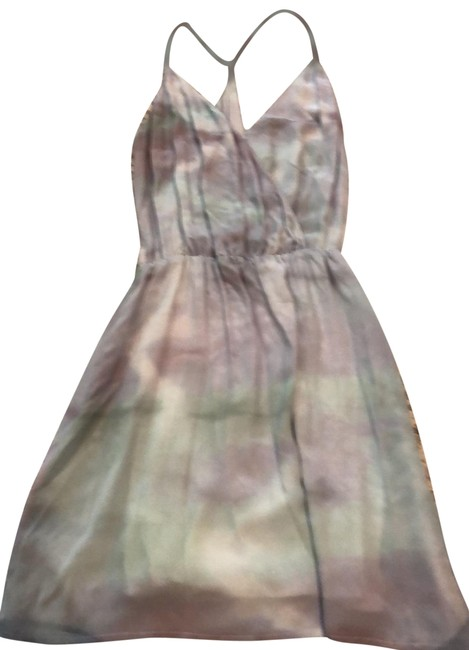 Preload https://img-static.tradesy.com/item/25522463/rory-beca-lavendar-and-mint-tie-dye-short-casual-dress-size-2-xs-0-1-650-650.jpg