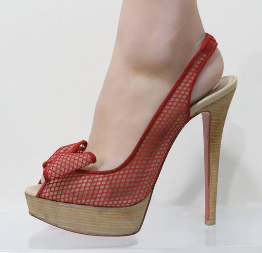 Christian Louboutin Red Pumps Image 4
