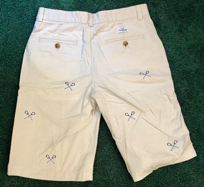 Vineyard Vines Bermuda Shorts Tan Image 1
