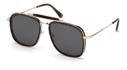 Tom Ford TOM FORD SUNGLASSES FT0665/S 52A Image 2