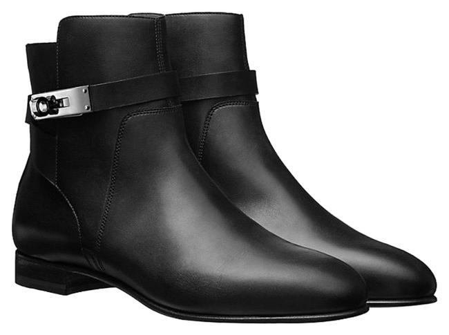 Hermès Black Neo Ankle Boots/Booties Size US 6 Regular (M, B) Hermès Black Neo Ankle Boots/Booties Size US 6 Regular (M, B) Image 1