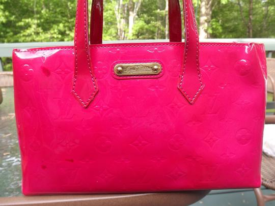 Louis Vuitton Tote in pink Image 8