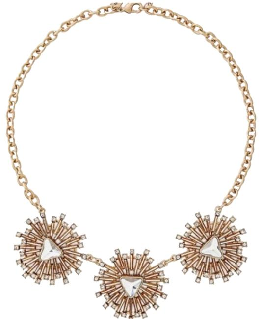 The Limited Gold Dazzling Fireworks Necklace The Limited Gold Dazzling Fireworks Necklace Image 1