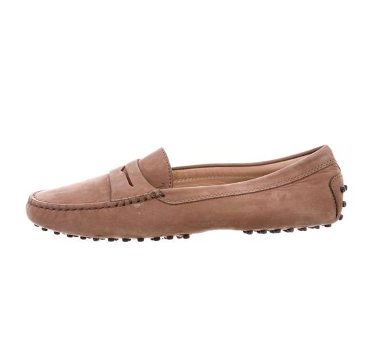 Preload https://img-static.tradesy.com/item/25523063/tod-s-brown-suede-driving-loafer-flats-size-us-8-regular-m-b-0-0-540-540.jpg
