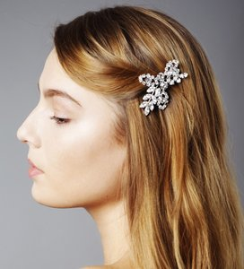 BHLDN Swarovski Crystals Primrose Hairpin By Jennifer Behr Hair Accessory