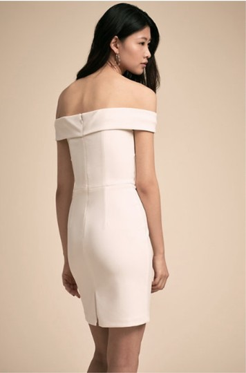 BHLDN White Poly-spandex; Polyester Lining Empress Casual Wedding Dress Size 6 (S) Image 1
