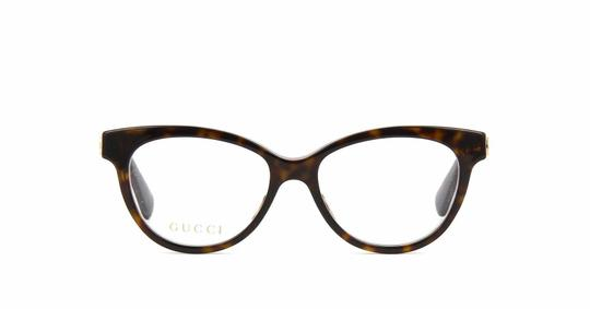 Gucci NEW Gucci GG0373O 0373O Cat Eye Eyeglasses Frames Image 0